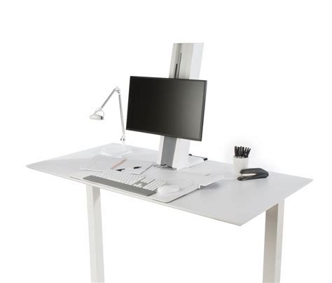 humanscale sit stand desk humanscale s quickstand workstation the sit stand