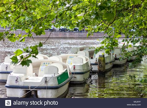 pedal boat hire amsterdam pedalo boats stock photos pedalo boats stock images alamy