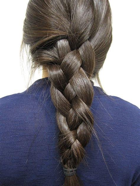 easy big braids double braid hair pinterest braids strands and hair