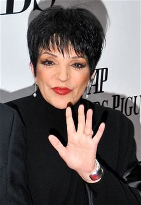 Liza Minelli Needs A New Stylist by Judy Garland Sid Luft And Liza Garland