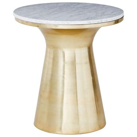 marble pedestal side table elm marble pedestal side table at lewis