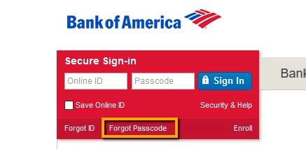 bank of america login in bank of america login bank of america sign in bank of