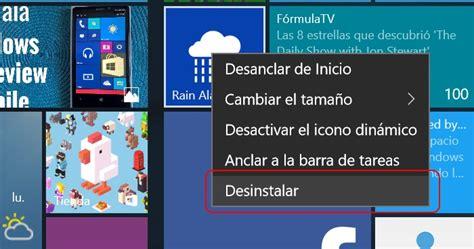 windows 10 no abre imagenes jpg c 243 mo desinstalar aplicaciones en windows 10 para pc