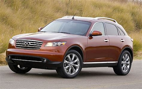 best car repair manuals 2007 infiniti fx spare parts catalogs maintenance schedule for 2007 infiniti fx45 openbay