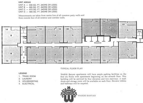waikiki banyan floor plan waikiki banyan the honolulu hawaii state condo guide com