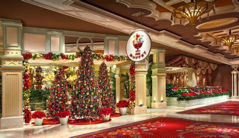 new year decorations in las vegas resort las vegas a magical get away