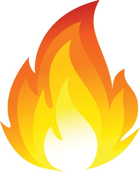fire vector icon png  images  clkercom vector