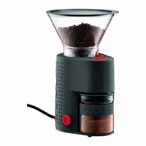 Bodum Bistro Electric Blade Coffee Grinder Review Top Conical Burr Grinders For Espresso And