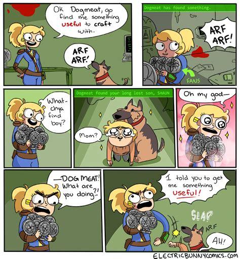 Fallout Electricbunnycomics