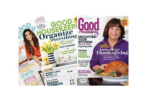good housekeeping subscription deals