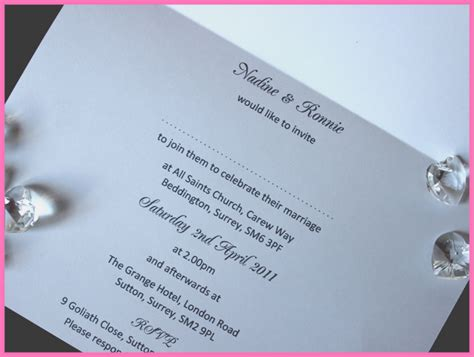 free insert template wedding invitation inserts template best template collection