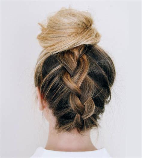 la tresse littrature franaise 5 id 233 es de coiffures pour invit 233 es de mariage
