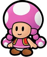 tomodachi life toadette qr code by sarahthemii on deviantart