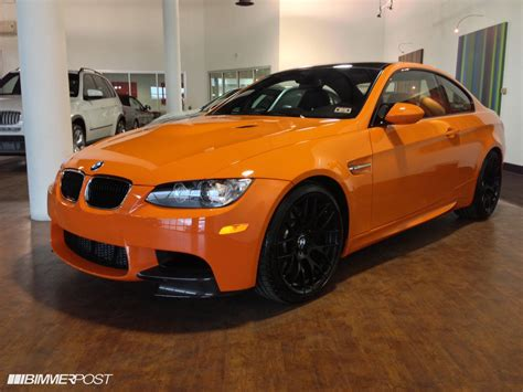 Bmw Of Rock by 2013 E92 M3 Lime Rock Park Edition Hitting Dealerships