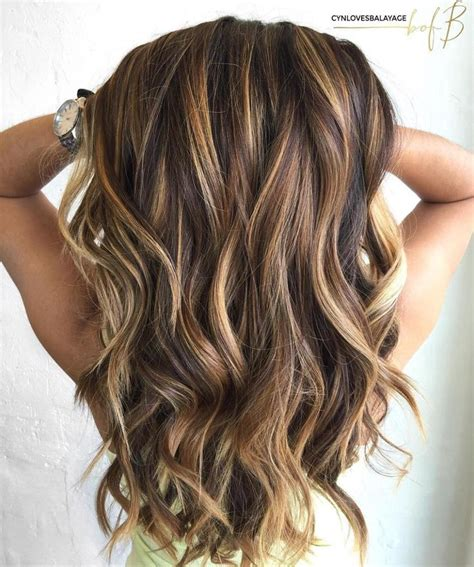 How To Hightlight Dark Brown Hair Yourself | 25 best ideas about dark hair with highlights on