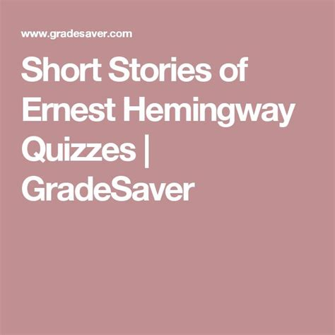 edmodo quiz hack 17 best images about ernest hemingway on pinterest the