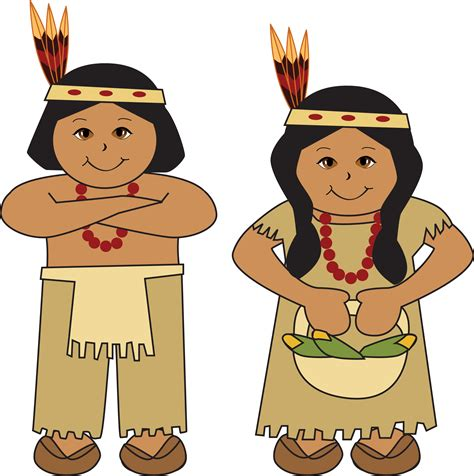 indian clipart feast clipart american pencil and in color feast