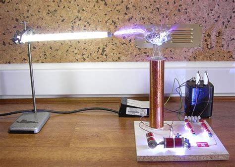 How To Make A Tesla Coil Teralab Small Tesla Coil