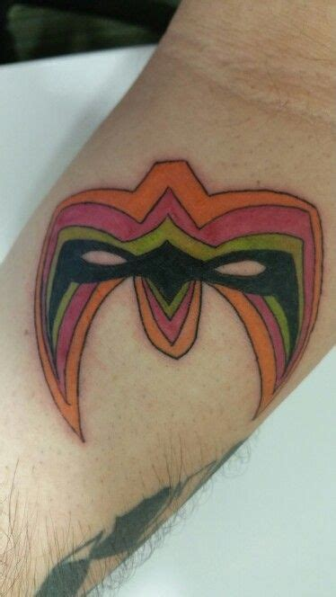 tribute tattoo to one of my heroes ultimate warrior