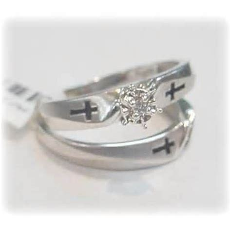 11 best images about christian wedding rings on