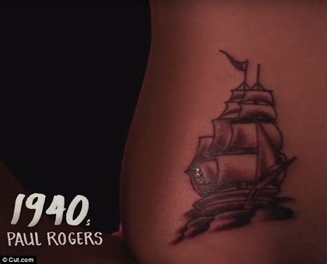 paul rogers tattoos casey lubin gets 11 tattoos in one week to spotlight the