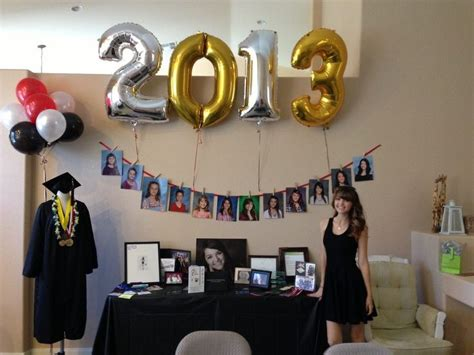 graduation decoration ideas graduation party decoration