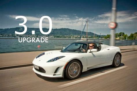 Tesla Aerodynamics Tesla Roadster 3 0 Proclaimed To Be Appeared From August