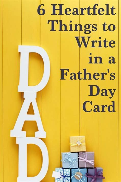 6 Heartfelt Things to Say to Your Husband on Father's Day