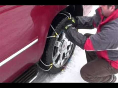 cadenas nieve jeko zip tie tire traction dealer chains alternative zip g