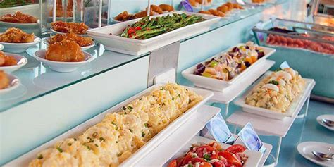 Bangkok Buffet Voucher At Baiyoke Hotel Sky Restaurant Baiyoke Sky Hotel Buffet