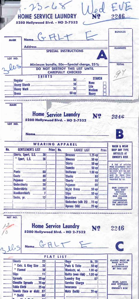 laundry receipt template tom leatherwood shelby county register of deeds