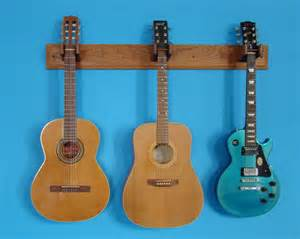 guitar wall racks