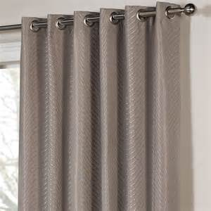 Taupe Color Curtains Tibey Taupe Ready Made Eyelet Curtains Eyelet Curtains Curtains Linen4less Co Uk