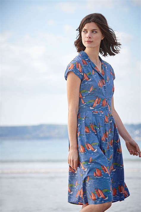 Fiona Dress Jumbo by The Lottie Dress Story Seasalt Seasalt