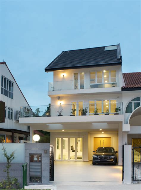 landed house design landed property at sunrise drive singapore