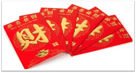 envelopes during new year firecrackers food family and why i lunar new