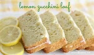 caramel potatoes 187 lemon zucchini loaf