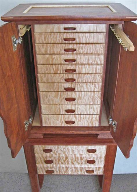 Handmade Jewelry Box Plans - 17 best images about jewelry boxes on wood
