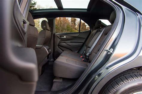 Chevrolet Equinox Interior by 2018 Chevrolet Equinox Drive Review Big Bet