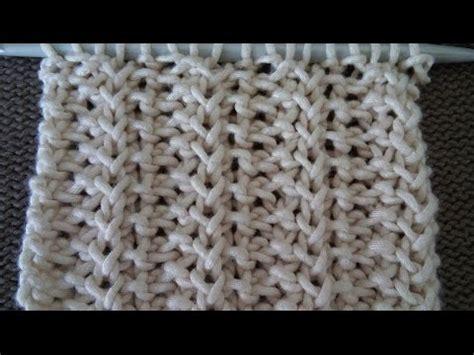 krl knitting pletenje lažni patent bod knitting tutorial false