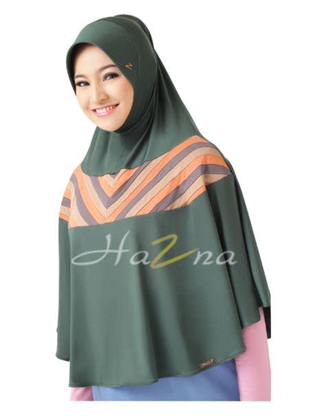 Jilbab Hazna Hj 058 hazna hj 057 sold out jilbab dan busana muslim terbaru