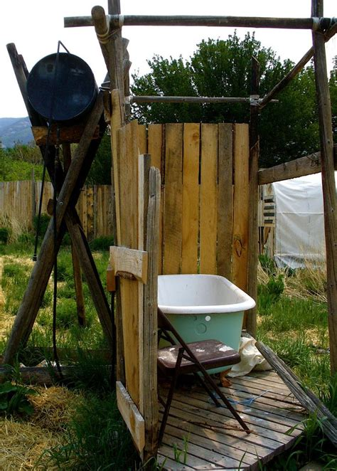 outdoor bathroom rental 619 best outdoor showers tubs loos images on pinterest