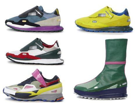Raf Simons 2014 Shoes by Pictures Raf Simons X Adidas Sneakers Summer 2014 Raf Simons Adidas Sneakers 2014