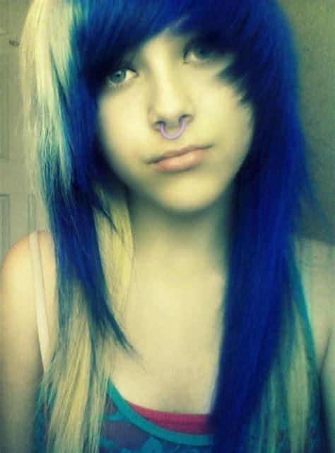 splat blue envy blue hair color pinterest blue hair