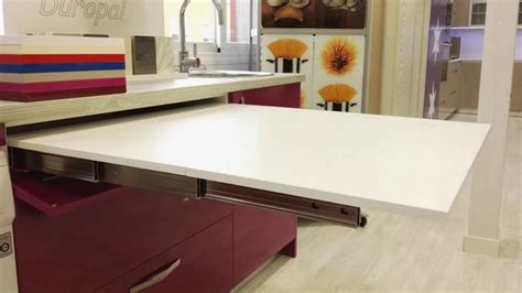 mesa extensible mueble de cocina  medida fabricantes