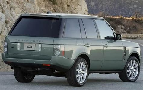 range rover price 2008 used 2008 land rover range rover suv pricing for sale
