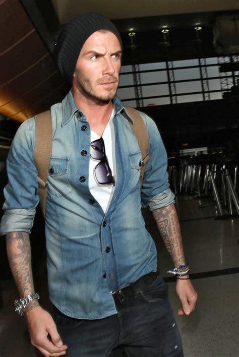 David Beckham Wardrobe by David Beckham Fashion Style Ealuxe