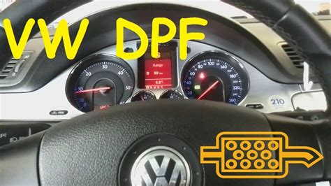 customer driving down motorway then lost powersteering checked fixya vw dpf regeneration vw passat dpf vw diesel particulate filter regeneration youtube