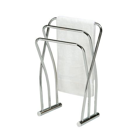 free standing towel rack for bathroom creative free standing bathroom towel rack design
