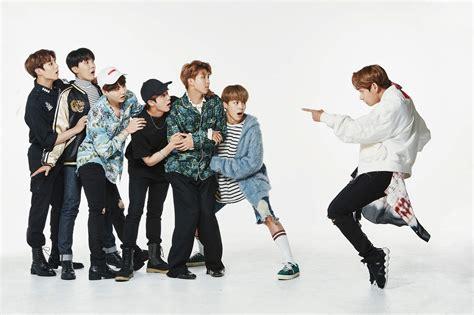 bts jakarta 2018 selain bts ini 5 boyband korea yang bersinar tahun 2017